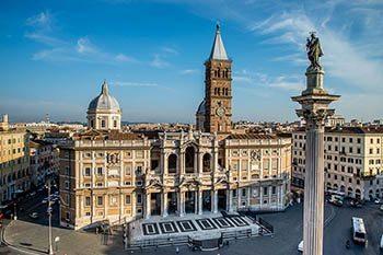 Basilica of Santa Maria Maggiore in Rome