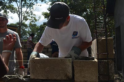 Giving Guatemala: A Cement Floor Is Cherished 1