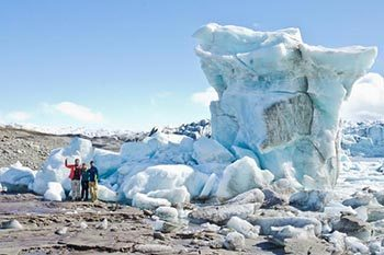 Chasing Glaciers in Greenland