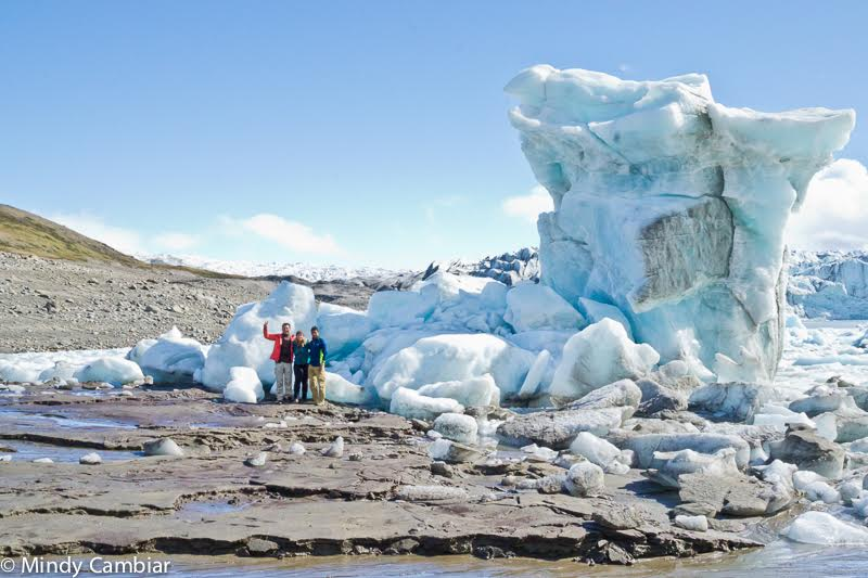 Visiting Greenland is like visiting the moon. Mindy Cambiar