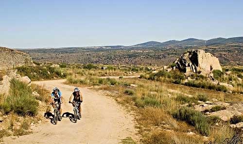 The ride to Marialva