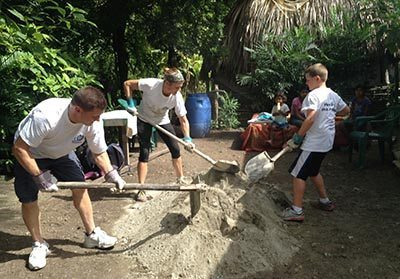 Giving Guatemala: A Cement Floor Is Cherished 3