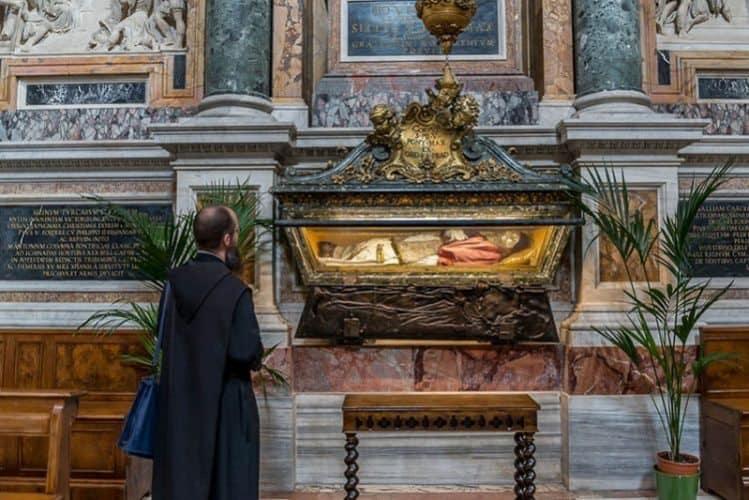 Basilica of Santa Maria Maggiore in Rome 3