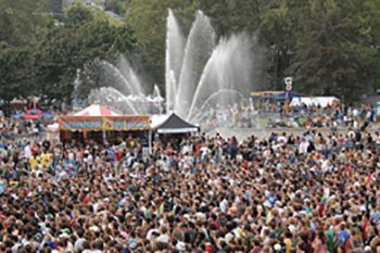 Seattle Music, Dance and Theater Festivals