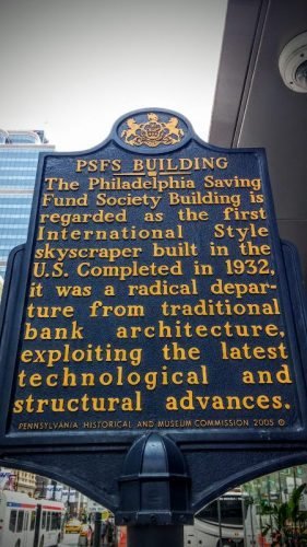 The landmark PSFS Building had many incarnations and is now home to Loews Philadelphia City Center boasting views that rival the Philadelphia Observtory.