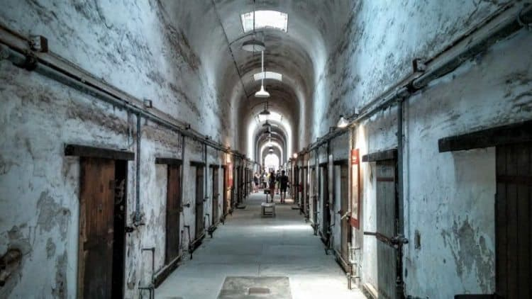 Historic Eastern State Penitentiary in Philadelphia offers insights into the rise for criminal justice and reform. A fascinating and cool tour that freaks some people out.