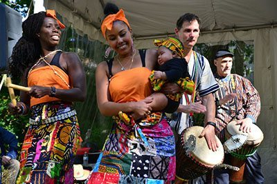 Don't worry if you think you have no rhythm. The Cape Cod African Dance & Drum troupe will patiently show you how how to unleash your inner drummer boy or drummer girl.
