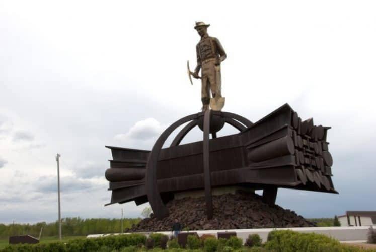 Chisholm MN Ironman Memorial.