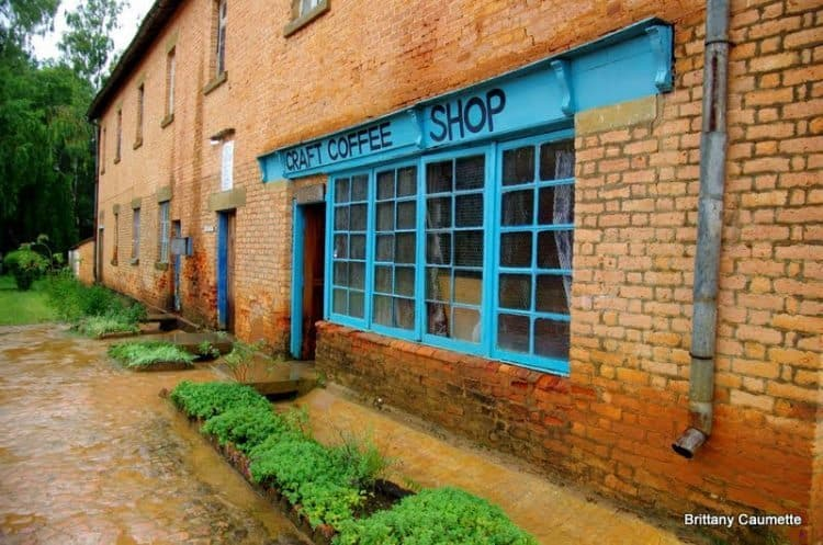 Proceeds from your purchase at Livingstonia's Craft Shop go to supporting orphan care in the region.