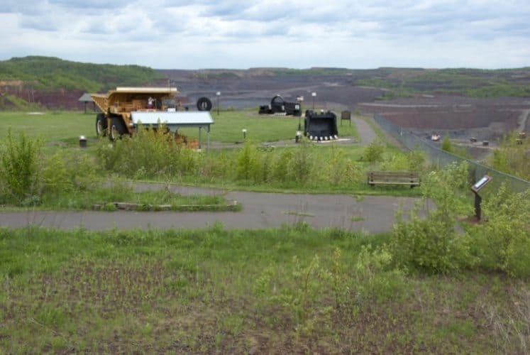 Hibbing, Minnesota Hull Rust Mine.