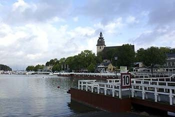 In The Valley of Grace – A Stroll Around Naantali, Finland