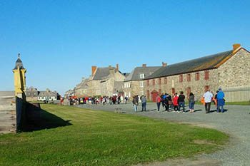Cape Breton: Louisbourg, Canada's French Fortress