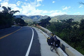 Colombia, a Great Place for a Long Ride