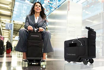 Modobag: The Rideable Suitcase