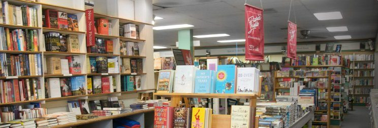 Prairie Lights Bookstore is a famous shop known throughout the midwest and the world for its great selection.