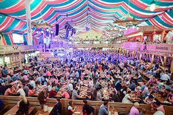 Stuttgart's Volksfest: Put on the Lederhosen and Grab a Beer