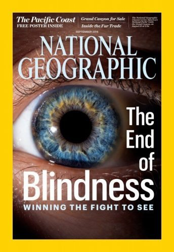 Nat Geo September 2016 issue