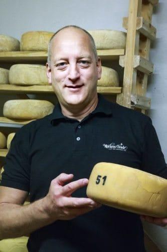 Cheeseman, Oddbjorn Ollsen from Markens Grode, Norway