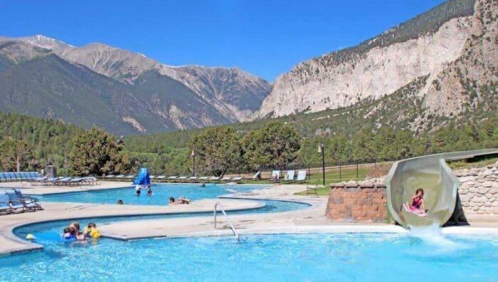 Mount Princeton Hot Springs, Colorado