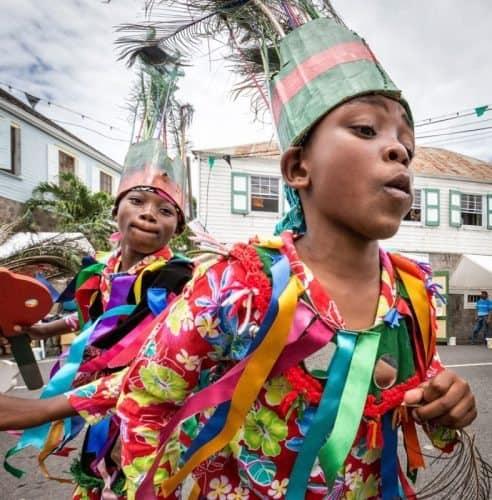 Mango Madness Street Fair, Nevis