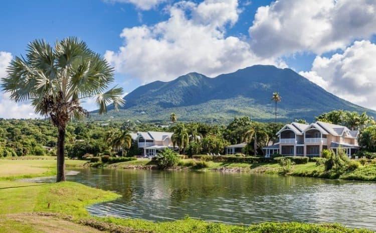 Four Seasons Resort Nevis.