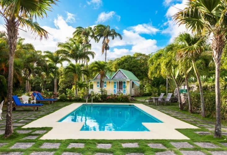 Hermitage Plantation Inn, Nevis