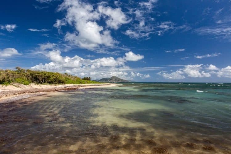 Herbert's Beach, Nevis