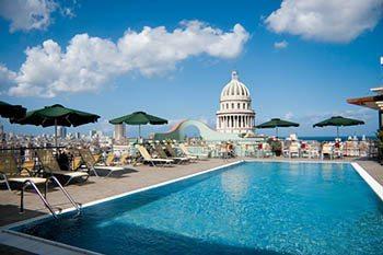 The Saratoga Hotel in Havana.