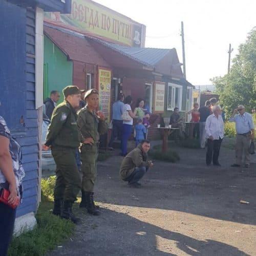 The Slavic Split in Kamchatka, Russia.