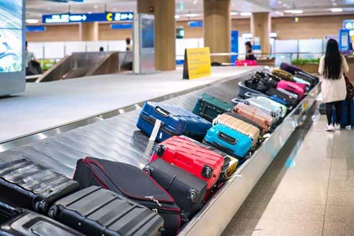 Smart Benefits can help you if you lose your baggage