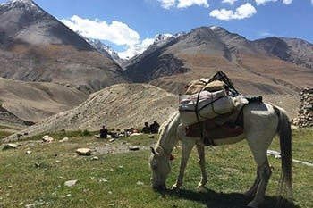 Afghanistan's Remote Wakhan Corridor by Horse
