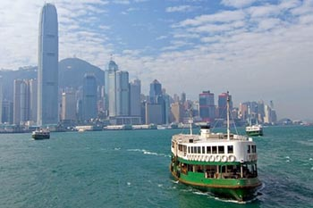 Hong Kong's Star Ferry: Seeing the City by Boat