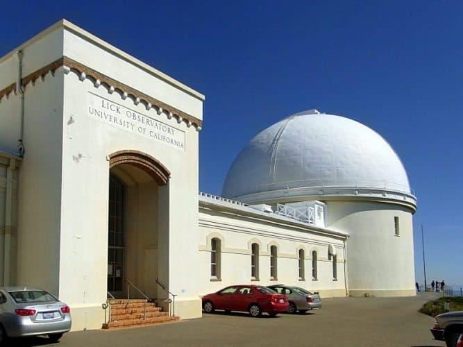 Mount Lick Observatory