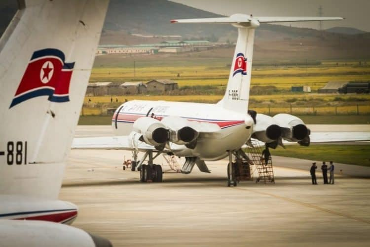 Air Koryo is how Americans and many other nationals now arrive in North Korea.