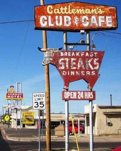 Cattleman's Club and Cafe