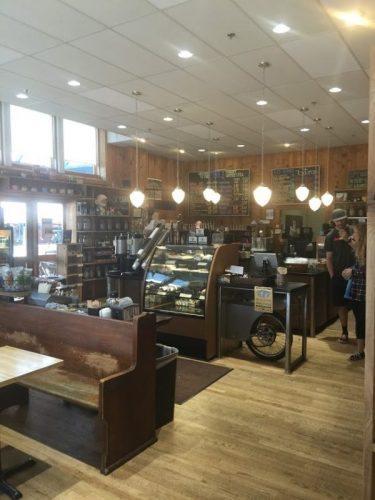 Haymarket Coffee in Lincoln Nebraska.