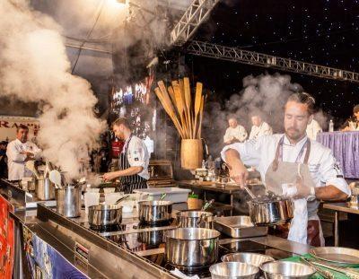 garland chef challenge