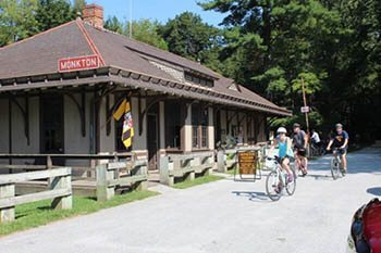 The NCR Trail: Connecting Maryland Recreation to History