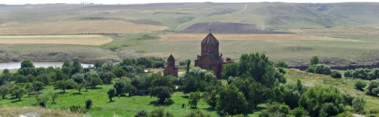 Northern Armenia's Marmashen monastery. Bruce Northam photos.
