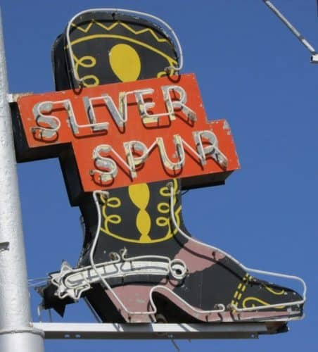 Silver Spur