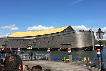 Ark of Noah: Netherlands to Brazil