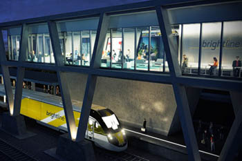Brightline: Ride the New Railroad up Florida's Coast