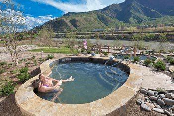 Colorado: A Tour of the State Through Hot Springs