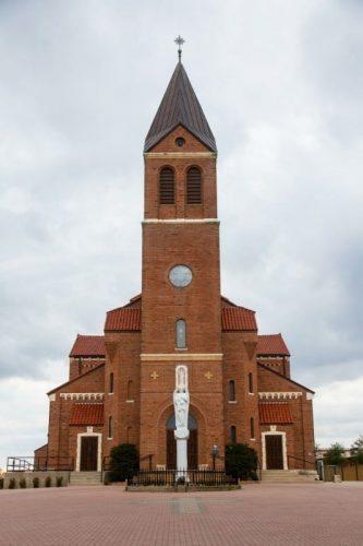 Lindsay Texas Church   Lindsay Texas