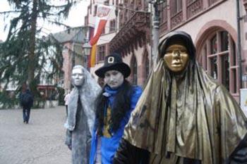 East German Faces