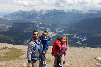 From Jasper to Banff: In Search of Bison and Bears