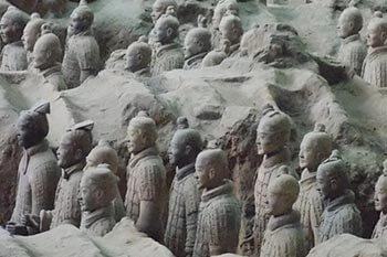 Xi'an: The Cradle of Unified China