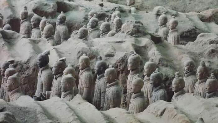 Xi'an: The Cradle of Unified China 4