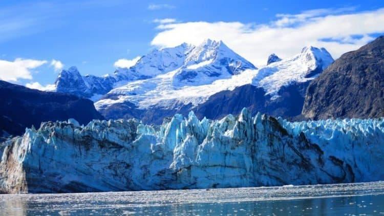 Johns Hopkins Glacier in Glacier Bay National Park (Photo by Shelley Seale)