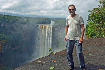 Guyana: Peering Up at the World's Highest Waterfall